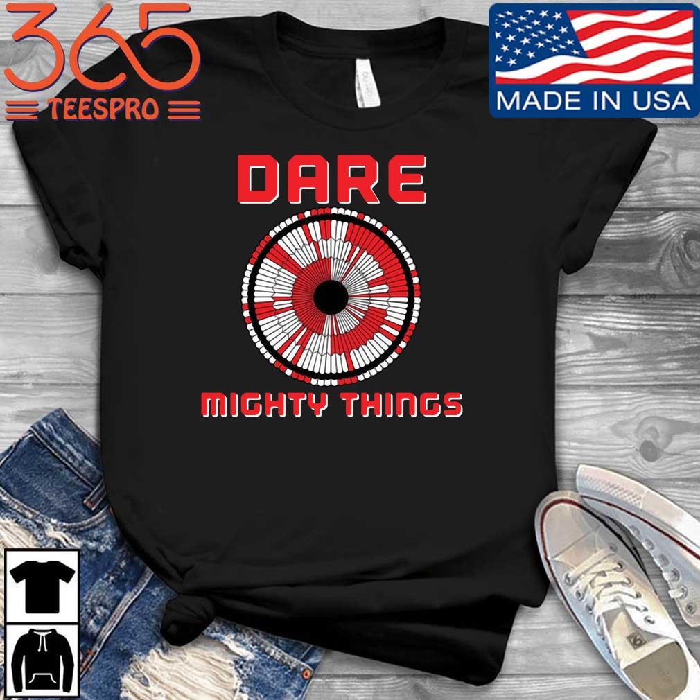 2021 Nasa dare mighty things shirt