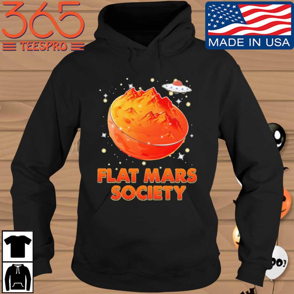 Flat Mars Society 2021 Shirt Hoodie den