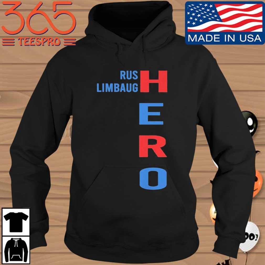 Rush Limbaugh hero Hoodie den