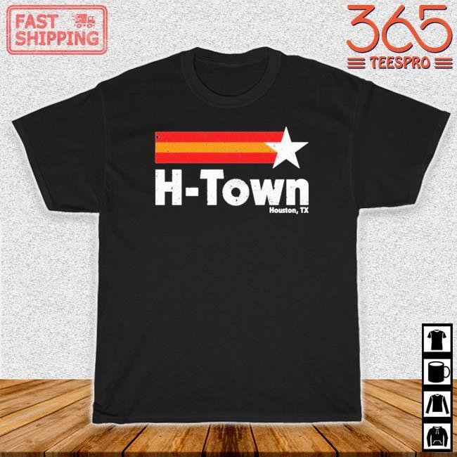 H Town Houston Astros Tx Shirt