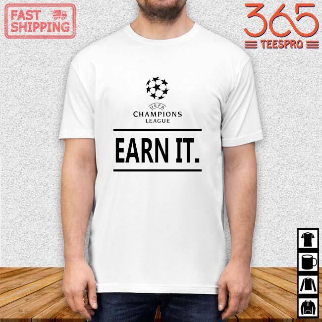 Reaction to European Super League proposals Shirt