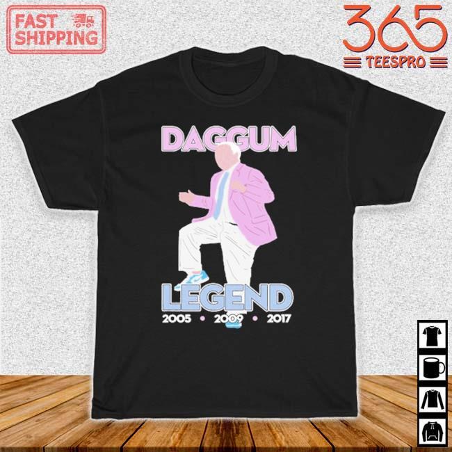 Ringz Roy Williams Daggum Legend 2005-2021 Shirt