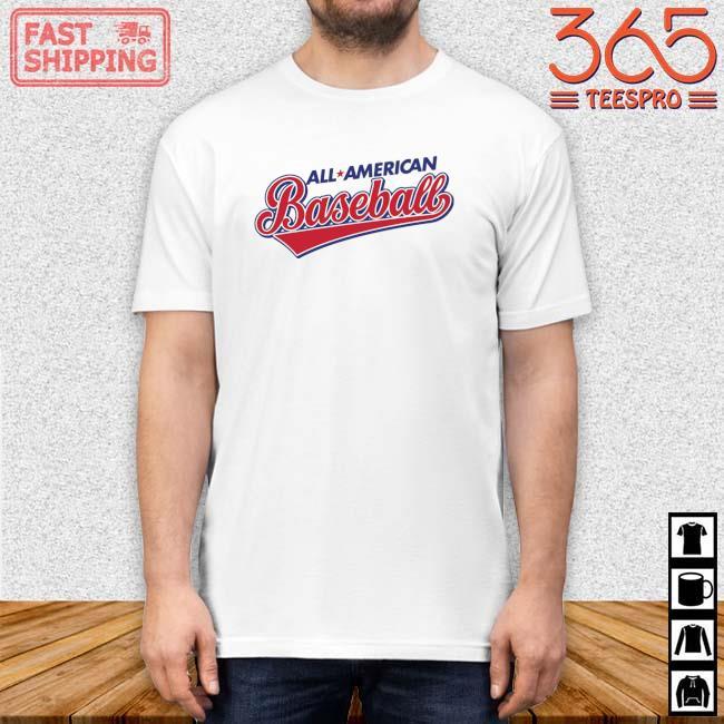 All American Baseball Shirt