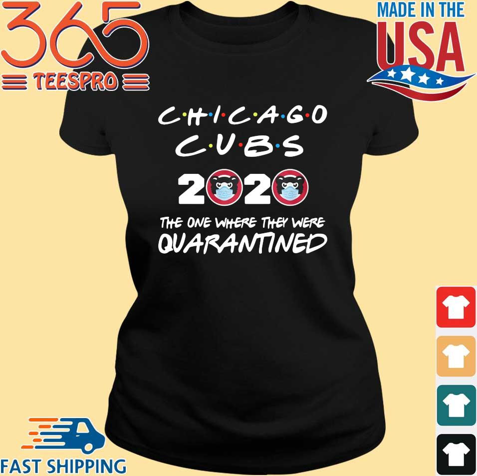 Chicago Cubs 2020 the one where they were Quarantined s Ladies den