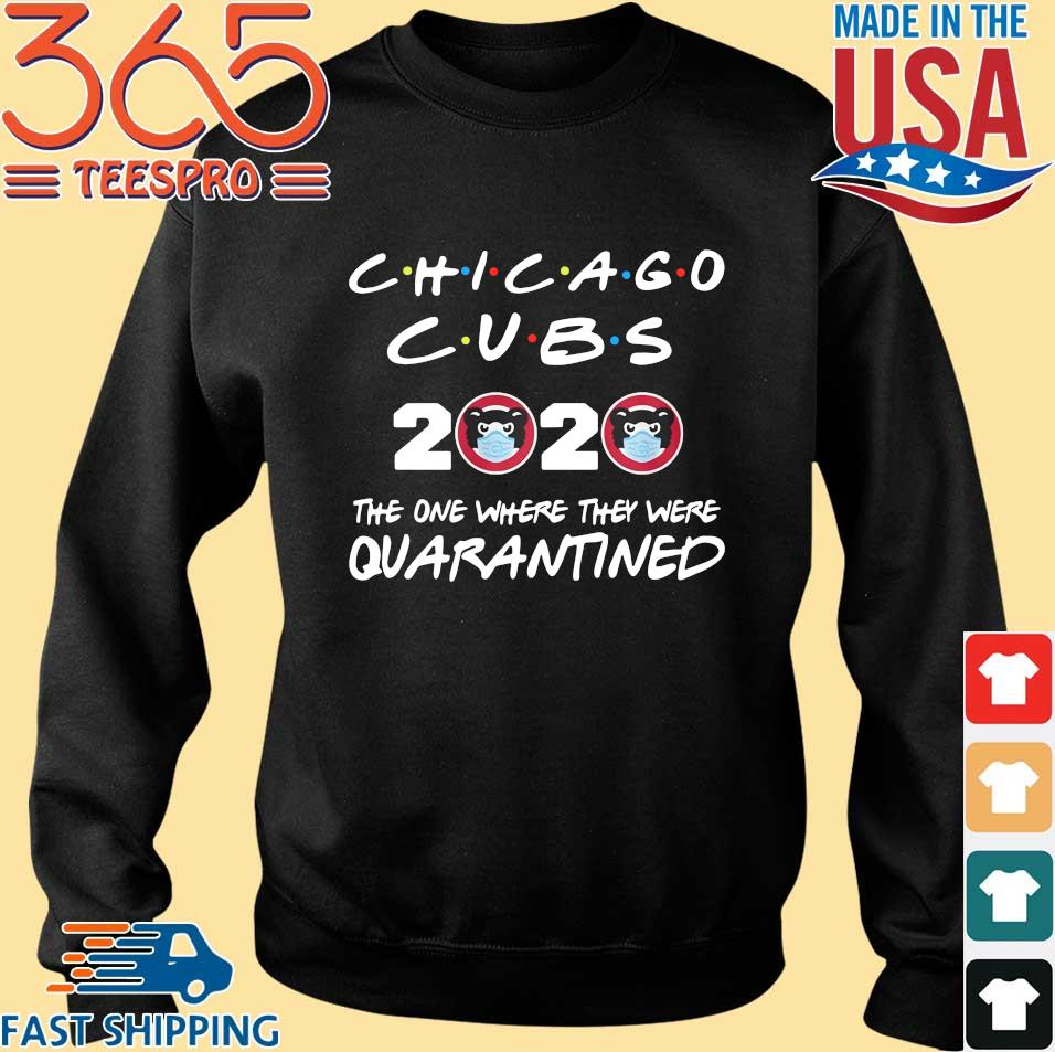 Chicago Cubs 2020 the one where they were Quarantined s Sweater den