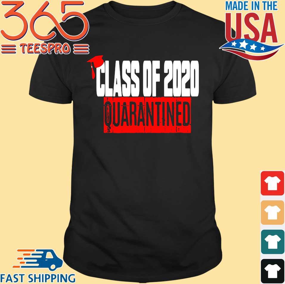 Class of 2020 Quarantine Shirts