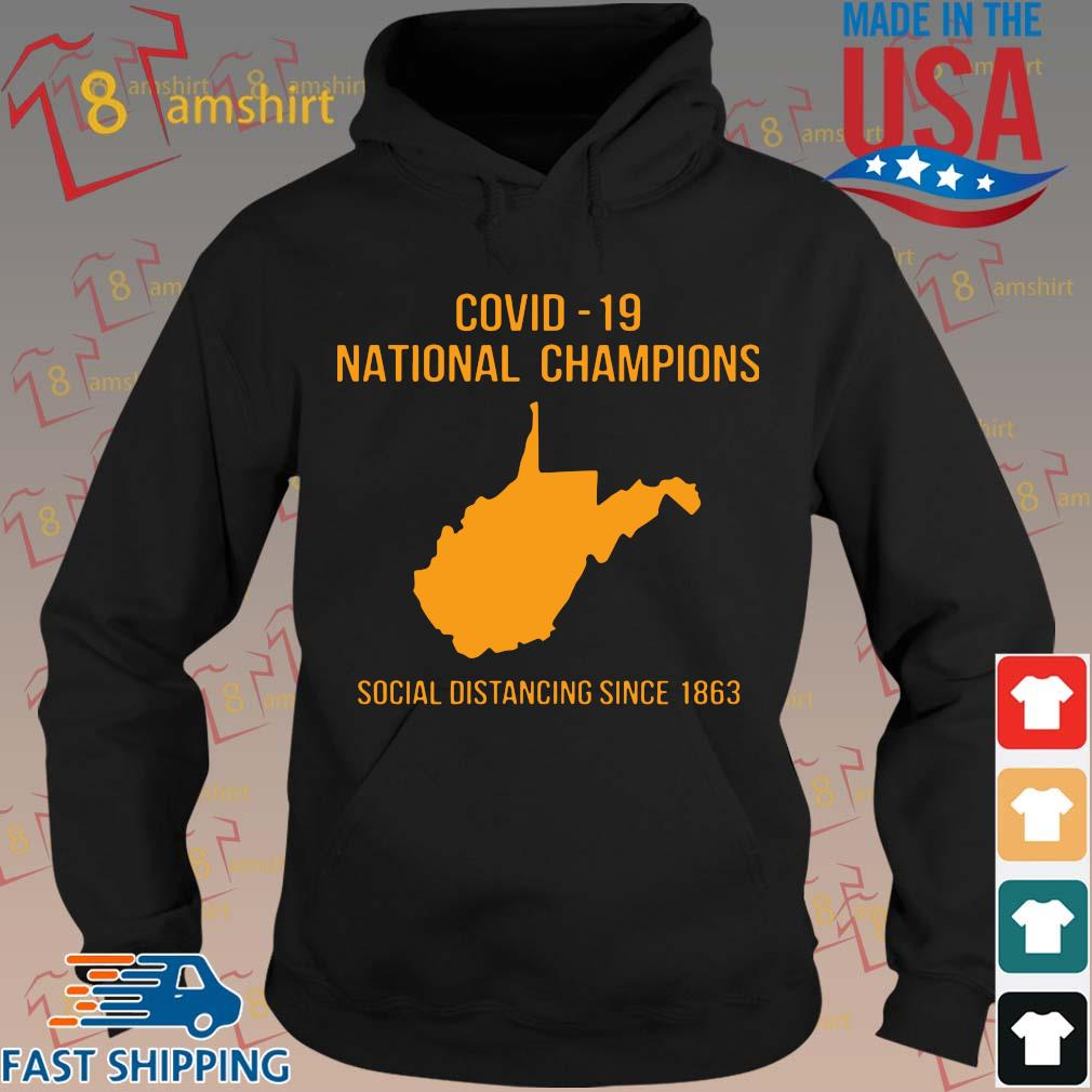 Covid 19 national champions Tee Shirts hoodie den