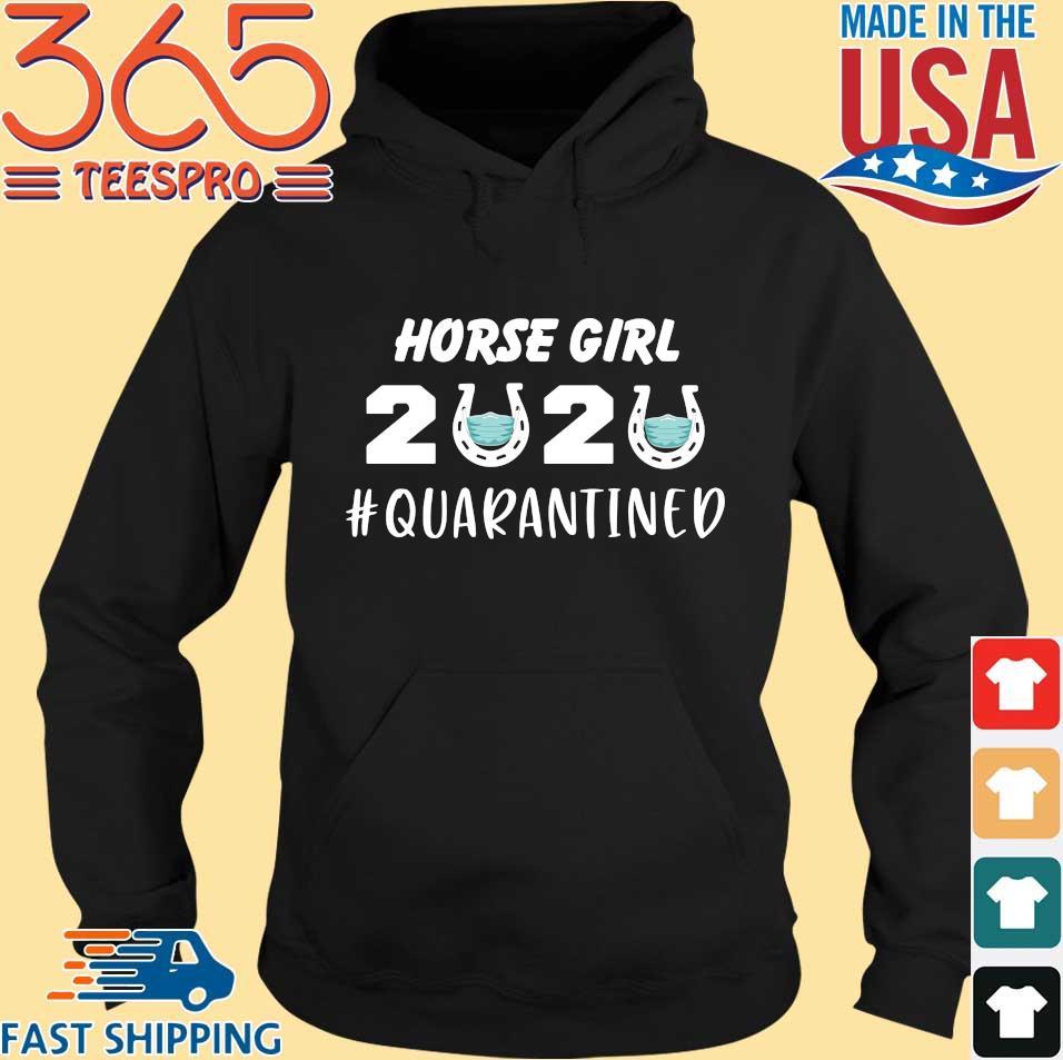 Horseshoe Horse Hoodie