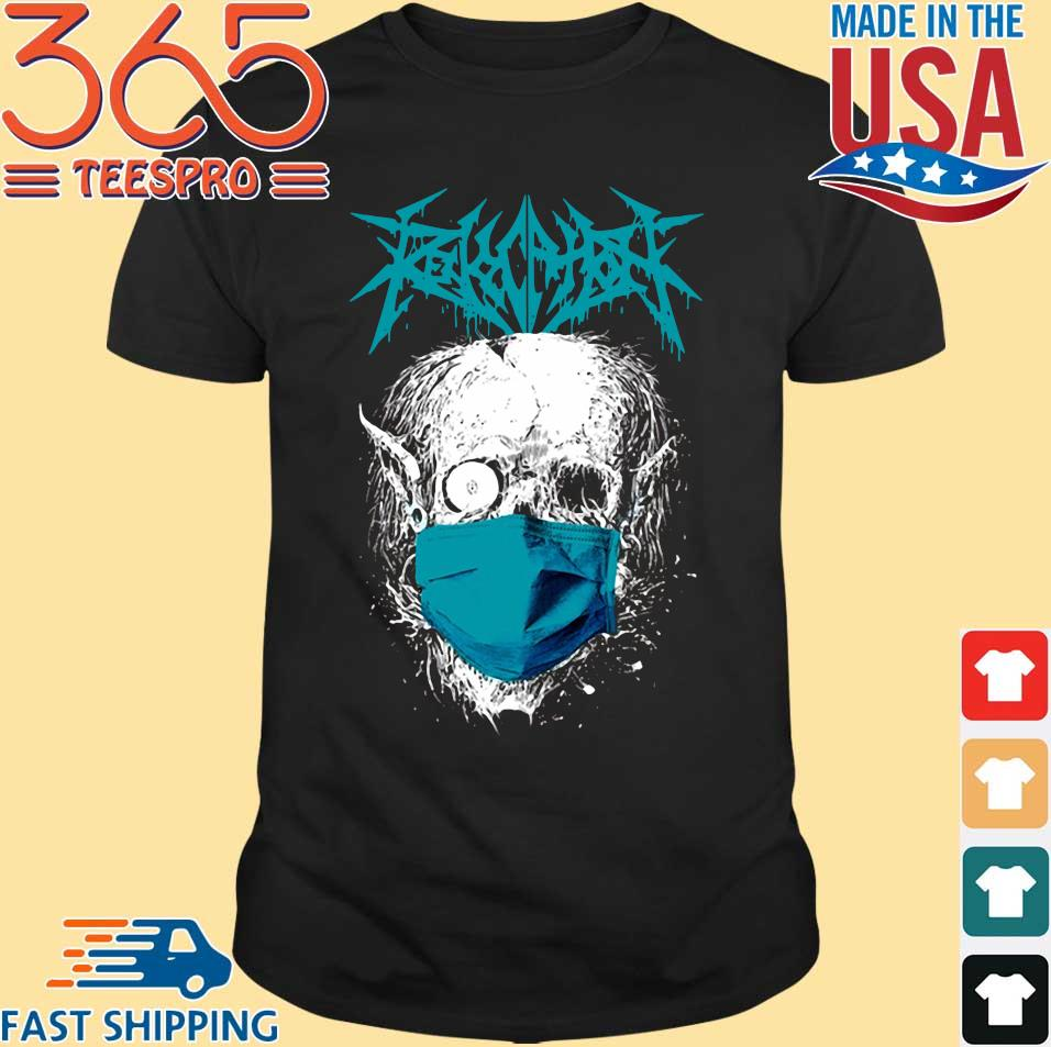 Revocation Stay Home Skull Shirt