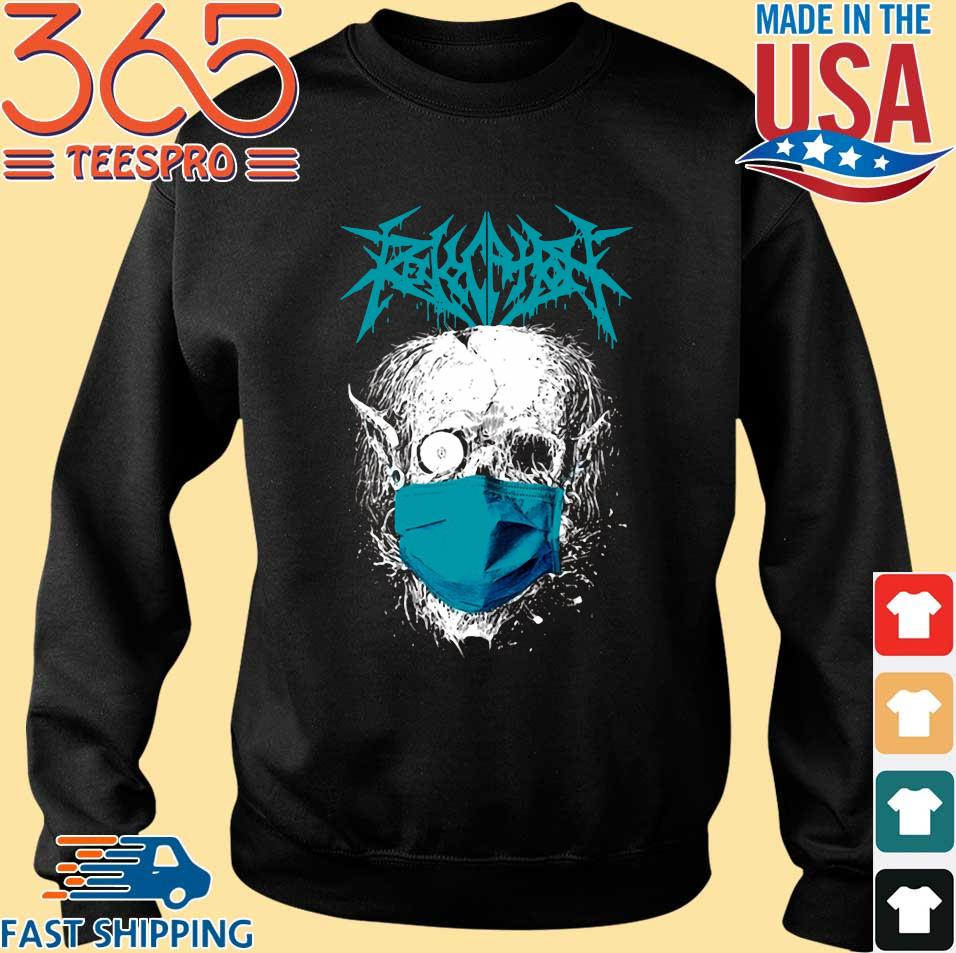 Revocation Stay Home Skull Shirt Sweater den