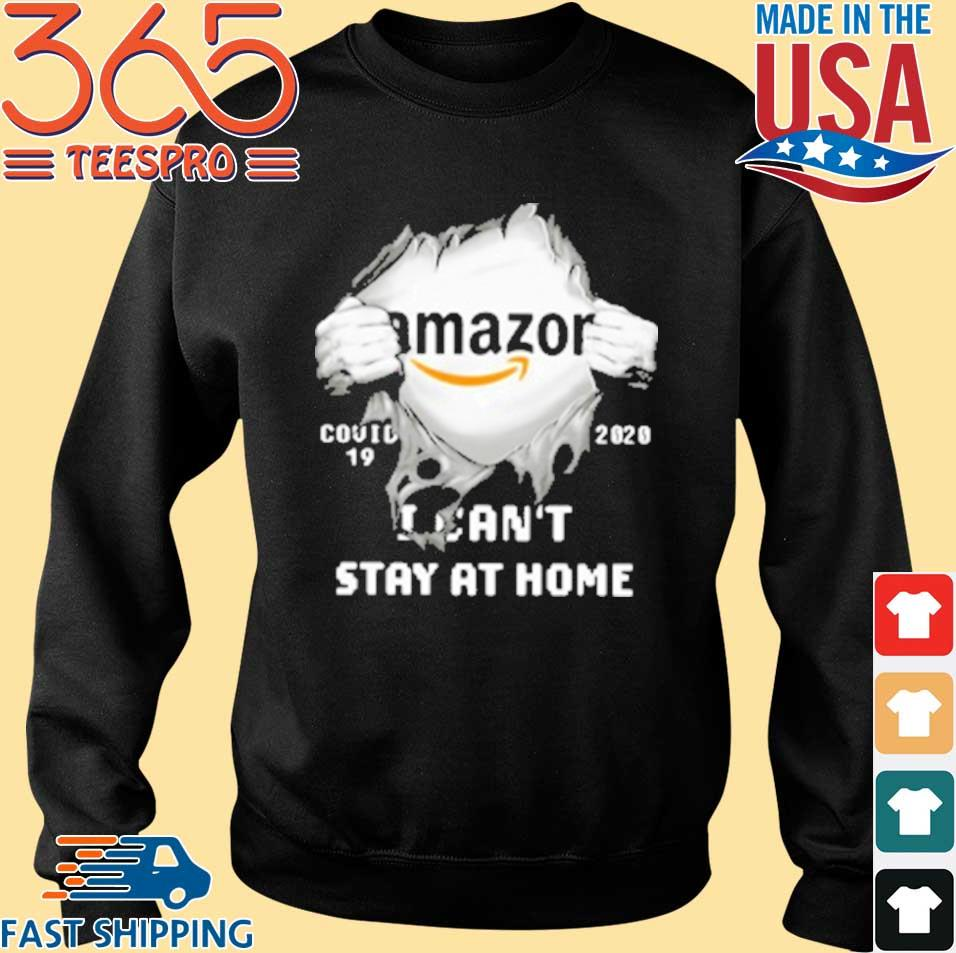 Amazon Inside Me Covid 19 2020 I Can'T Stay At Home T-Shirt Sweater den