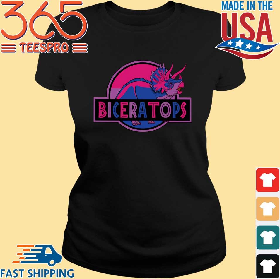 LGBT Biceratops triceratops Shirt