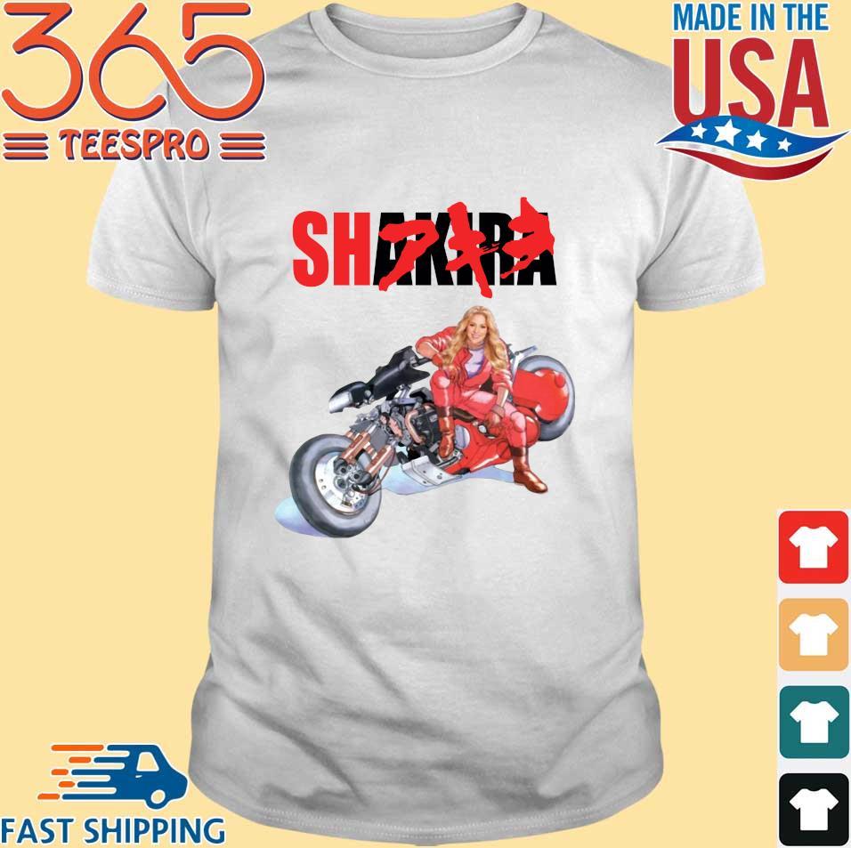 Shakira Akira shirt
