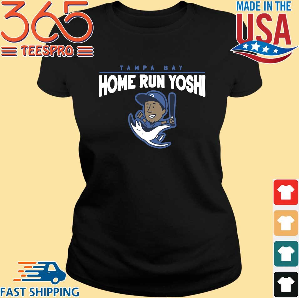 Tampa bay home run yoshi shirt