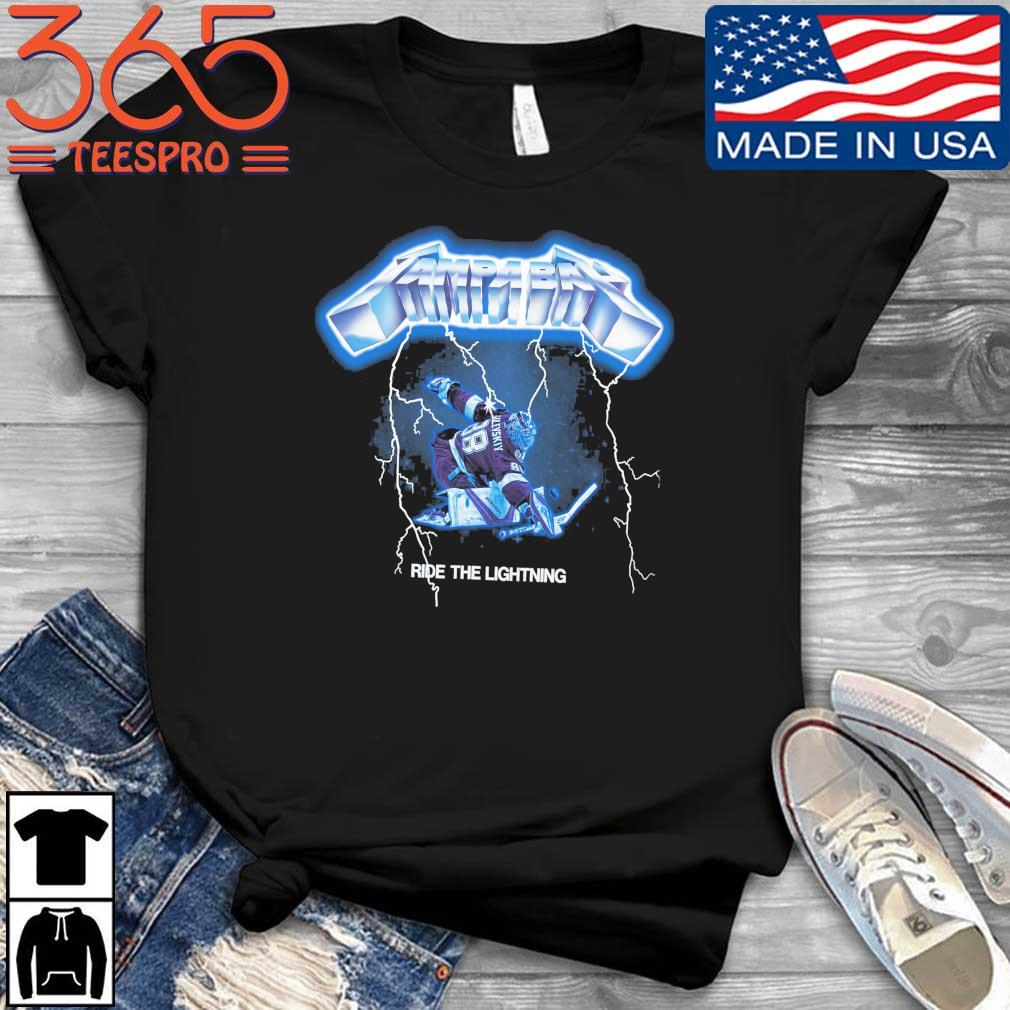 Tampa Bay Ride The Lighting shirt